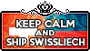 Keep Calm and Ship SwissLiech by ChokorettoMilku