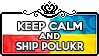 Keep Calm and Ship PolUkr by ChokorettoMilku