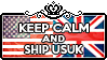 Keep Calm and Ship USUK by ChokorettoMilku
