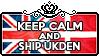 Keep Calm and Ship UKDen by ChokorettoMilku