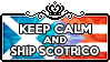 Keep Calm and Ship ScotRico by ChokorettoMilku