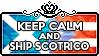 Keep Calm and Ship ScotRico by ChokorettoMilku