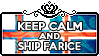 Keep Calm and Ship FarIce by ChokorettoMilku