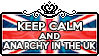 Keep Calm and Anarchy in the UK by ChokorettoMilku