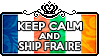 Keep Calm and Ship FraIre by ChokorettoMilku