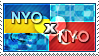APH: Nyo!Ukraine x Nyo!Turkey Stamp by ChokorettoMilku
