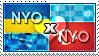 APH: Nyo!Ukraine x Nyo!Turkey Stamp by ChokorettoMilku