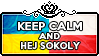 Keep Calm and Hej Sokolay by ChokorettoMilku