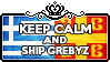 Keep Calm and Ship GreByz by ChokorettoMilku