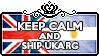 Keep Calm and Ship UKArg by ChokorettoMilku