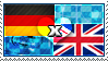 APH: Germany x UK Stamp by ChokorettoMilku