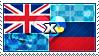 APH: UK x Liechtenstein Stamp by ChokorettoMilku