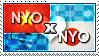 APH: Nyo!Vietnam x Nyo!Japan Stamp by ChokorettoMilku