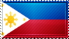 Philippines Flag Stamp by ChokorettoMilku