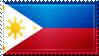 Philippines Flag Stamp by ChokorettoMilku