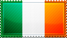 Ireland Flag Stamp by ChokorettoMilku