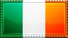 Ireland Flag Stamp by ChokorettoMilku