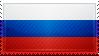 Russia flag stamp by ChokorettoMilku