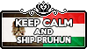Keep Calm and Ship PruHun by ChokorettoMilku
