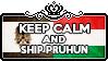 Keep Calm and Ship PruHun by ChokorettoMilku