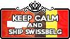 Keep Calm and Ship SwissBelg by ChokorettoMilku