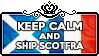 Keep Calm and Ship ScotFra by ChokorettoMilku