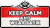 Keep Calm and Wear Baltik by ChokorettoMilku