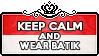 Keep Calm and Wear Baltik by ChokorettoMilku