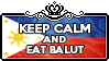 Keep Calm and Eat Balut by ChokorettoMilku