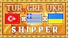 APH: TurGreUkr Shipper by ChokorettoMilku