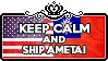 Keep Calm and Ship AmeTai by ChokorettoMilku