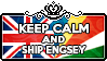 Keep Calm and Ship EngSey by ChokorettoMilku