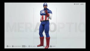WWE 2K19 - Captain America (Classic)