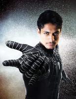 Super hero spiderman edit by Justinlite