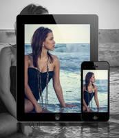 Beach Surf Model by Justinlite