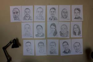 Staff sketches by Justinlite