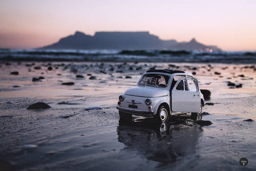 FIAT on Blouberg Beach