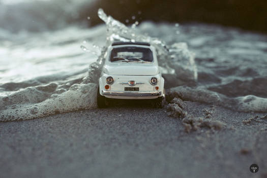 FIAT in the surf