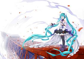 Hatsune Miku SeventH-HeaveN