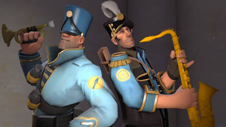 TF2: Marching Band