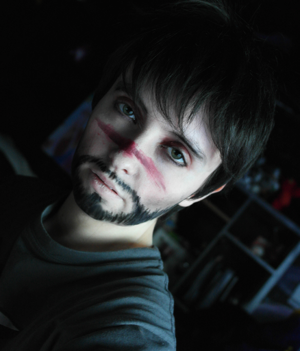 DA2: Hawke Make-up Test by DePleur