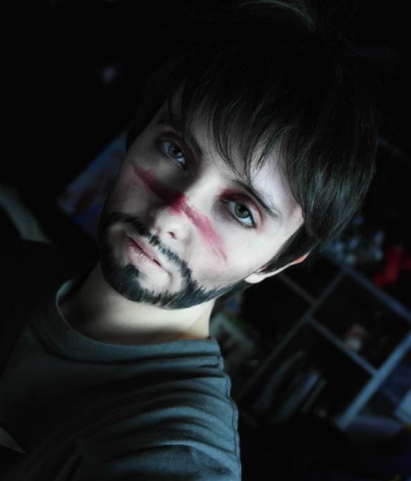 DA2: Hawke Make-up Test by DePleur