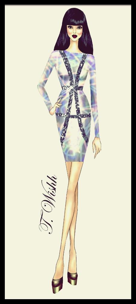 Fashion Design Dress 1 by TwISHH on DeviantArt