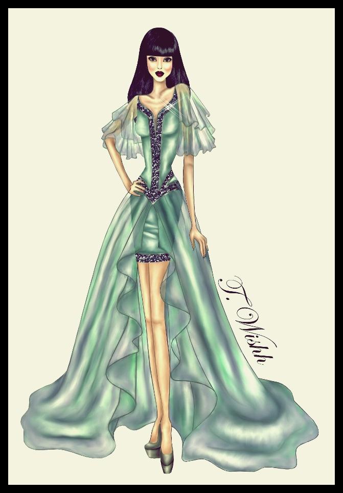 Fashion Design Dress 3 By Twishh On Deviantart