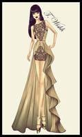 Fashion Design Dress 5. by TwISHH