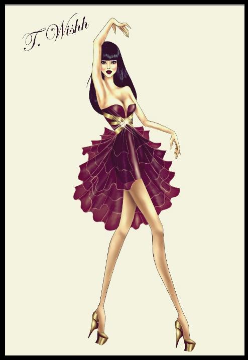 Fashion Design Dress 6  by Fashion Design