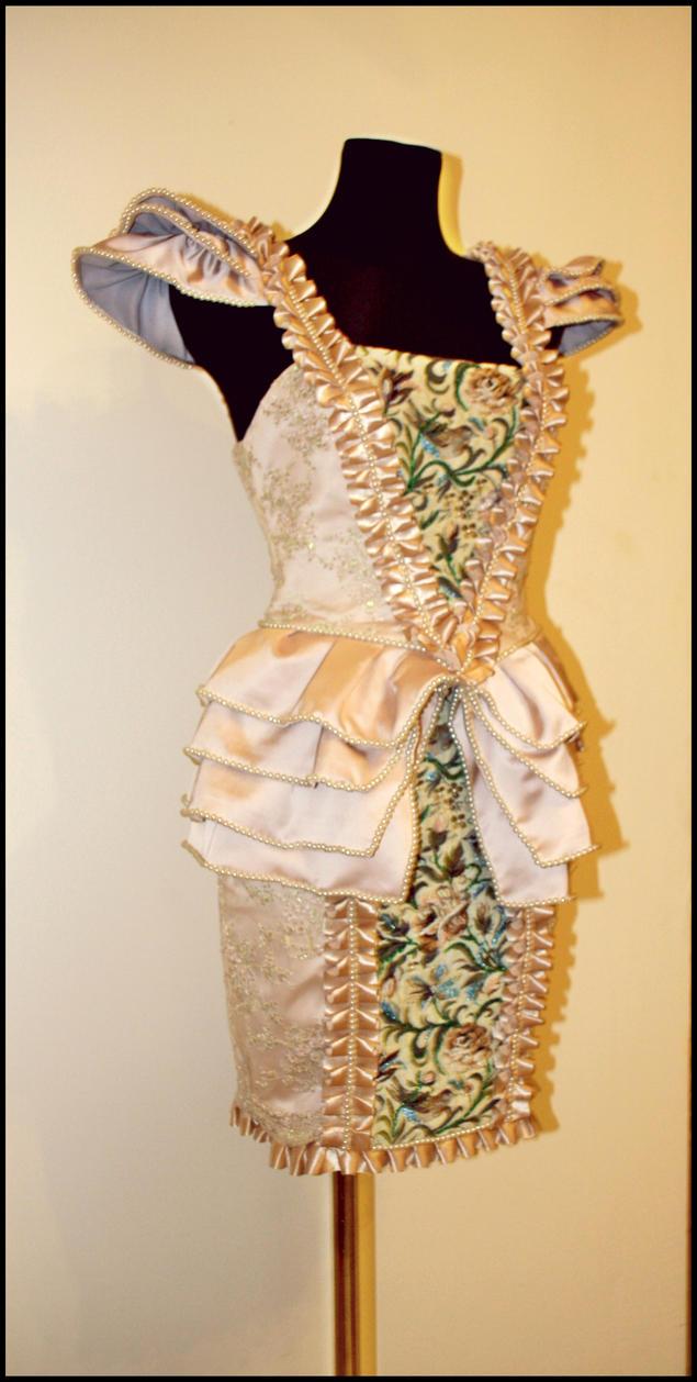 Rococo inspiration fashion by TwISHH