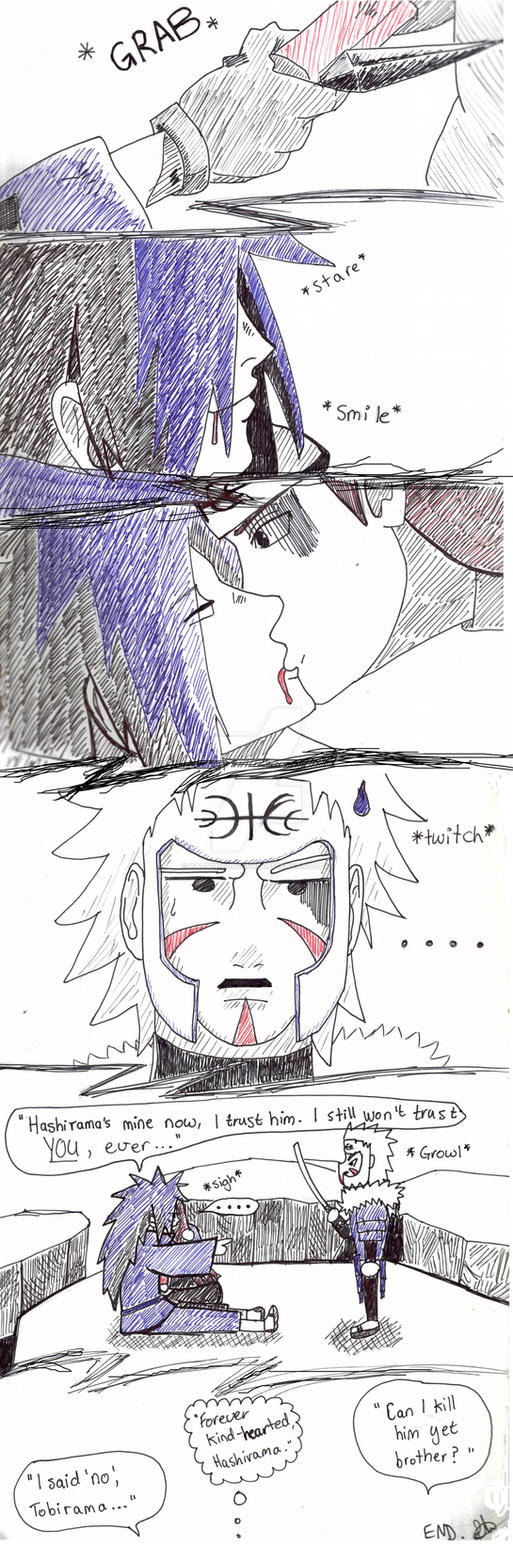 MadaxHashi Trust meme by KatsuNoJutsu95