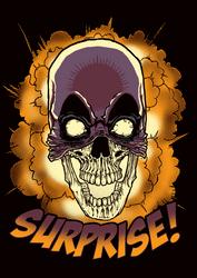 Deadpool by Chmurzasty