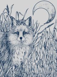 Fox 2 by Chmurzasty